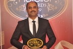 Sajid Shaikh from Courtyard by Marriott and Fairfield by Marriott Bengaluru Outer Ring Road engineers his way to the top at Hotelier India Awards