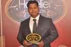 Chef Suraj Kumar Sahoo from Hyatt Regency Lucknow cooks up to win Hotelier India's 'Chef of the Year' award