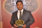Chef Suraj Kumar Sahoo from Hyatt Regency Lucknow cooks up to win Hotelier India's 'Chef of the Year' award