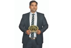 Girish Kumar Singh is Project Manager of the Year