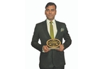 Sumitabh Panchal is 'Banqueting Person of the Year'