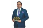 Awadhesh Tanwar is Banqueting Person of the Year