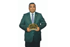 Abhigyan Sinha is Banqueting Person of the Year