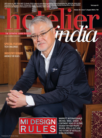 Hotelier India  - August 2018