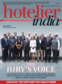 Hotelier India  - December 2018