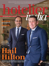 Hotelier India  - July 2018