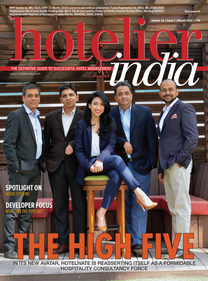 Hotelier India  - March 2018