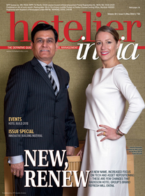 Hotelier India  - May 2018