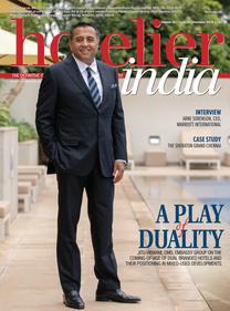 Hotelier India  - November 2018