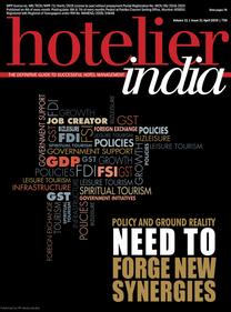 Hotelier India - April 2019