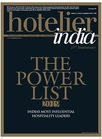 Hotelier India - September Edition