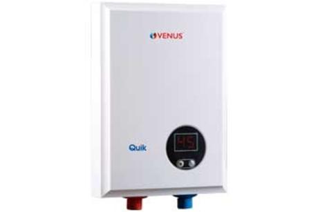 Venus Home Appliances unveils its new instant water heater- Quik