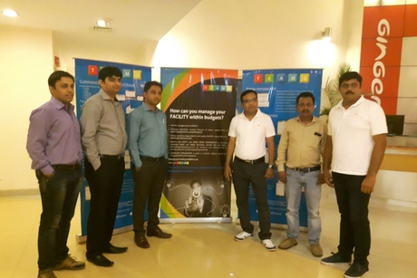 TEAMS– Software launch in Ginger Hotels pan India