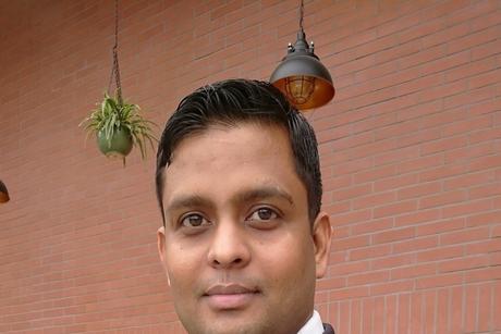 Nilesh Jain is F&B Manager at Sheraton Grand Bangalore Hotel at Brigade Gateway