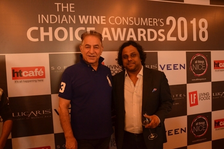 130 wineries participate in 6th Indian Wine Consumer's Choice Awards