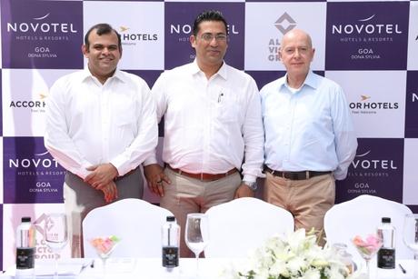 Novotel Goa Dona Sylvia Resort opens in Goa