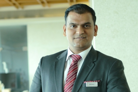 Sagar Gaonkar is director of rooms of Doubletree by Hilton Pune Chinchwad