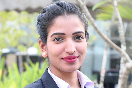 Shahnaaz Anjum is F&B Manager at Courtyard by Marriott Kochi Airport Hotel
