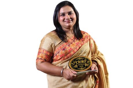 Ankita Vaish- Winner: Hotelier India Awards 2018, Housekeeper of the Year, Upscale to Mid-Market