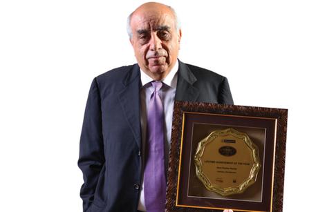 Arun Kumar Nanda- Hotelier India Awards 2018, Lifetime Achievement Award