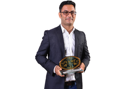 Dawa Lama- Winner: Hotelier India Awards 2018, Chef of the year, Luxury to Upper Upscale