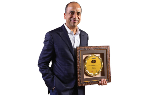 Arun Saraf- Hotelier India Awards 2018, Lifetime Achievement Award