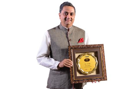 Manav Thadani- Hotelier India Awards 2018, Hall of Fame