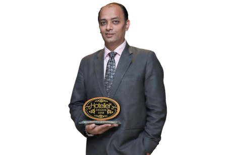 Prasad B Abhyankar- Winner: Hotelier India Awards 2018, Front Office Manager of the Year, Upscale to Mid-Market
