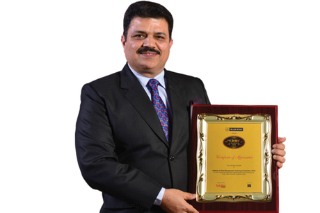 IHM Pusa- Hotelier India Awards 2018, Excellence in the Hospitality Industry