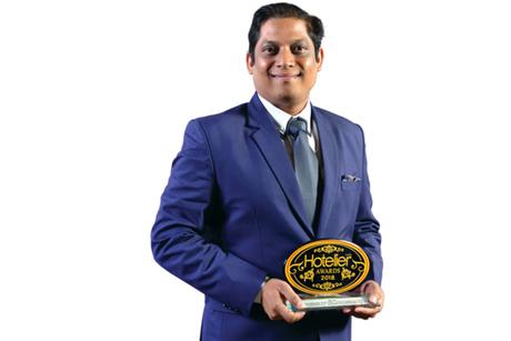 Umamahesh Rao- Winner: Hotelier India Awards 2018, Housekeeper of the Year, Luxury to Upper Upscale