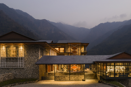 Taj Rishikesh Resort & Spa, Uttarakhand by IHCL opens for operations