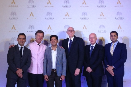 Accor launches luxury brand Raffles in India