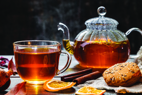 F&B Experts Speak: The History of Tea Experientials