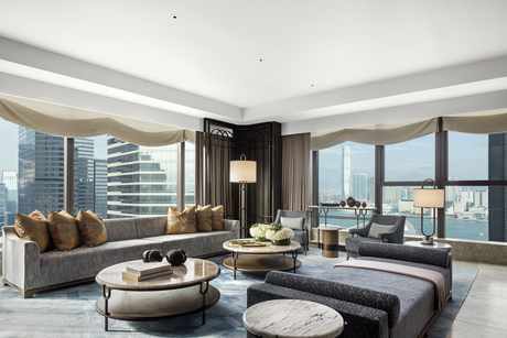 Hong Kong plays host to Marriott Internationals 7,000th property