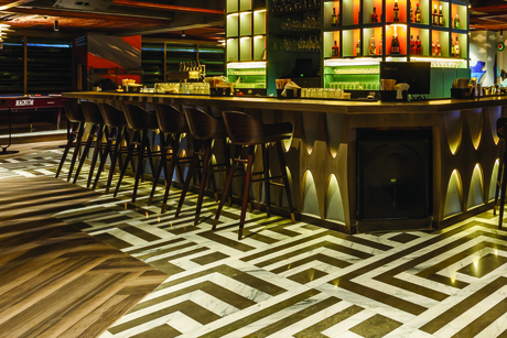 New-age materials and innovations are revolutionising hotel flooring