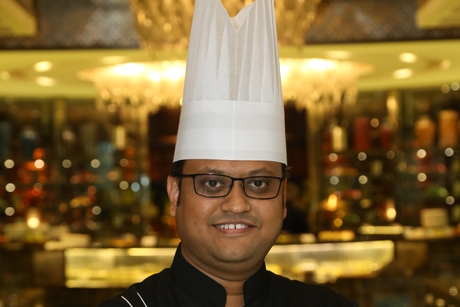 The Leela Ambience Gurugram Hotel & Residences appoints Debajyoti Pal Roy joins as executive sous chef