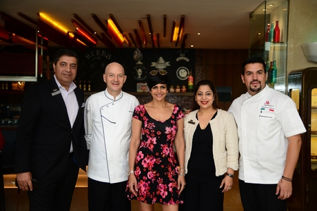 The Westin Mumbai hosted a culinary face-off - The Clash of Italians which celebrated the nuances of authentic Italian cuisine