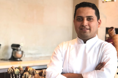Manjul Myne joins Andaz Delhi as the new pastry chef