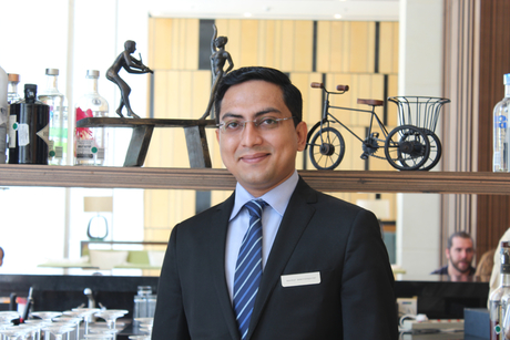 Courtyard by Marriott and Fairfield by Marriott Bengaluru Outer Ring Road, appoints Abhirup Bandyopadhyay as rooms division manager