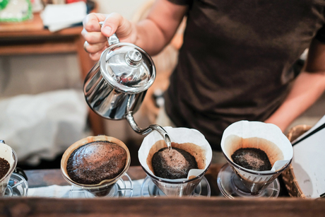 Coffee experiences within hotels have had an image makeover, leading to higher ROIs