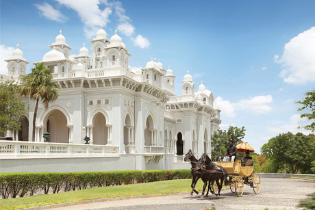 Indian hoteliers are restoring ancient palaces, mansions and havelis into heritage hotels that offer a blend of nostalgia and romance