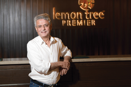 Exclusive Interview with Patanjali Keswani of Lemon Tree Hotels Limited