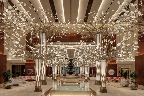 Lighting in hotels  is turning out to be a crucial design function in order to elevate guest experiences
