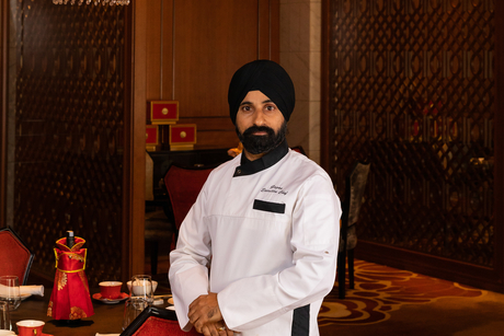 Gagandeep Singh Sawhney joins Shangri-La Hotel, Bengaluru as executive chef