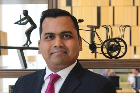 Courtyard and Fairfield by Marriott Bengaluru ORR appoints Harshad Nalawade as director of operations