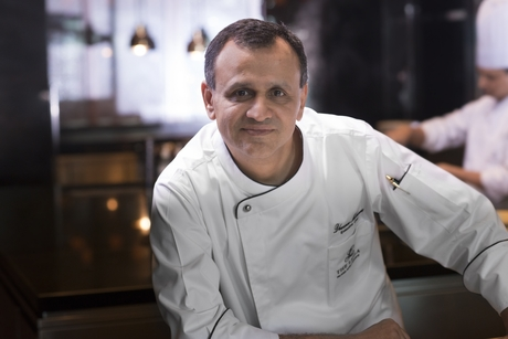 The Leela Palace New Delhi appoints Dharmen Makawana as executive chef