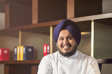 Andaz Delhi appoints Chef Balpreet Singh Chadha as executive sous chef