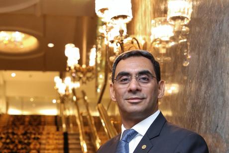 Nayan Seth joins Taj Palace, New Delhi as general manager