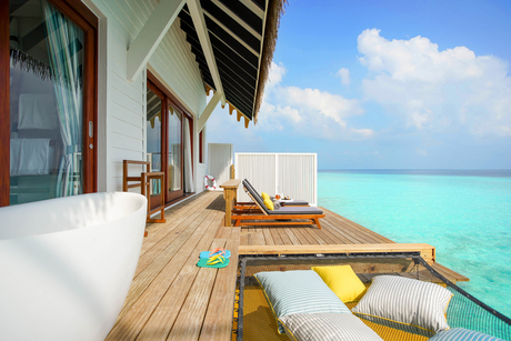 South East Asia witnesses Hilton's first Curio Collection with SAii Lagoon Maldives