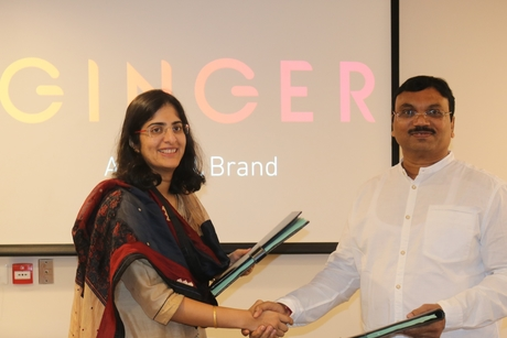 IHCL announces the signing of a Ginger hotel at Nagpur, Maharashtra